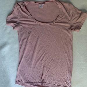 BP light pink top